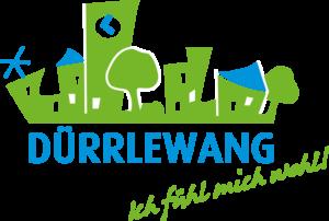 Logo der Sozialen Stadt Dürrlewang - Ich fühl mich wohl!